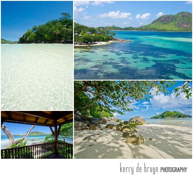 Seychelles aerial photographer