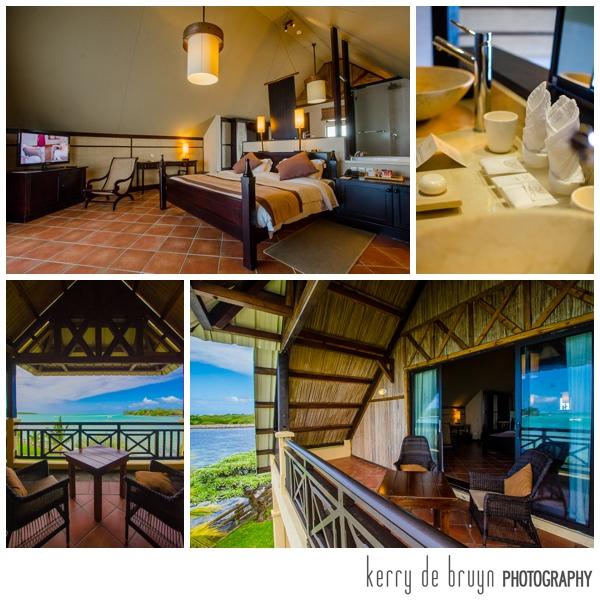 Mauritius hotel photography