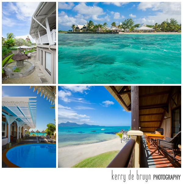 Hotel photography Indian ocean