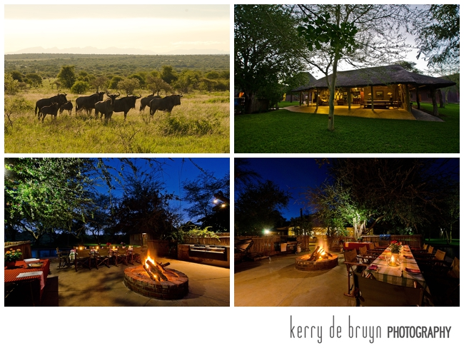 Kruger Park lodge photography
