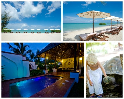 seychelles hotel and resort photography