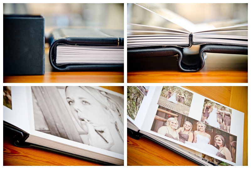 photo book for weddings