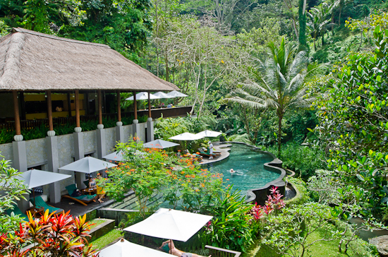 Bali Ubud hotels and lodges