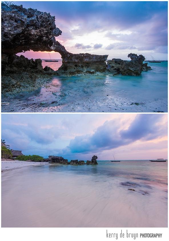Landscape photography Zanzibar