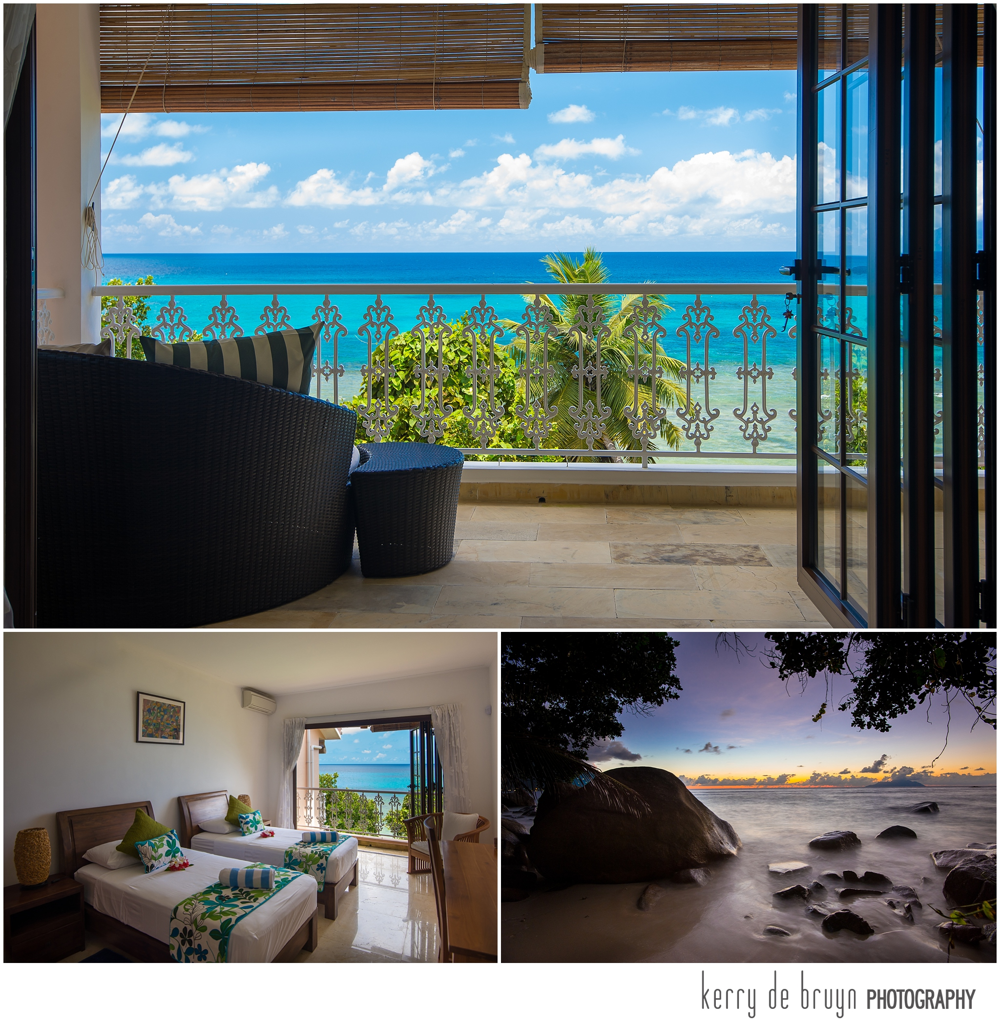 Seychelles tourism photography