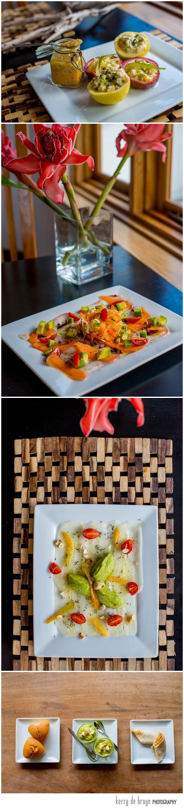 Food photographer Seychelles