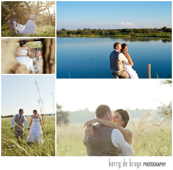 Dinokeng wedding photography