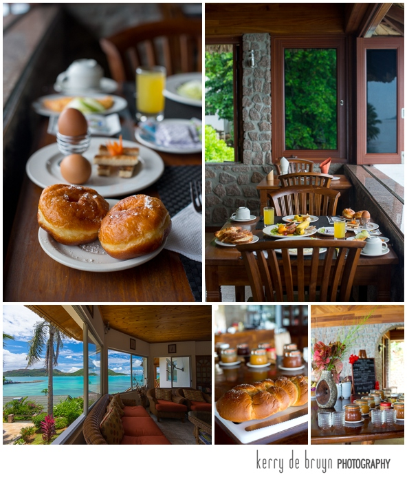 Praslin hotel photographer