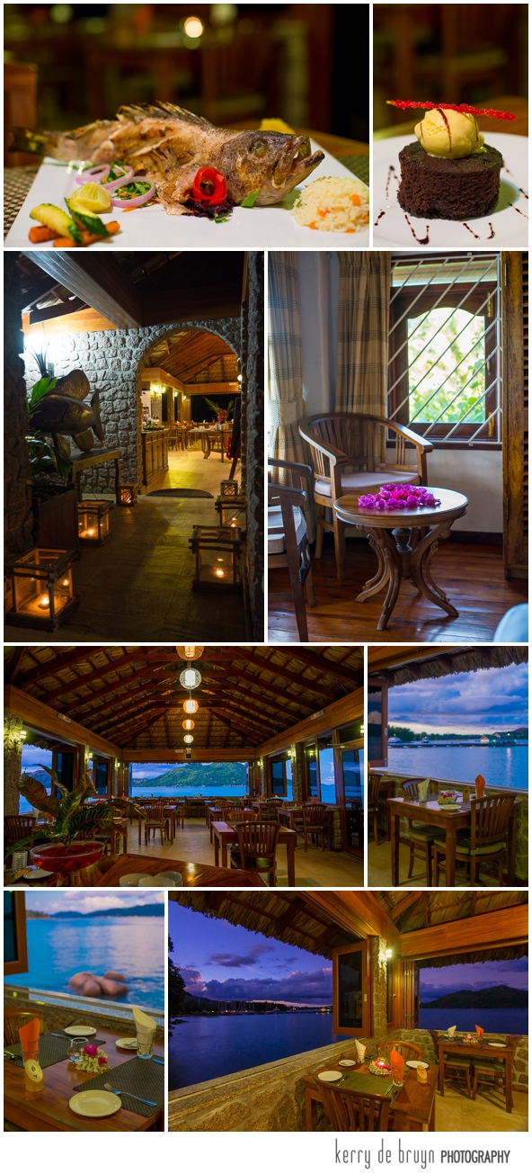 Hotel and resort photographer in Praslin Seychelles