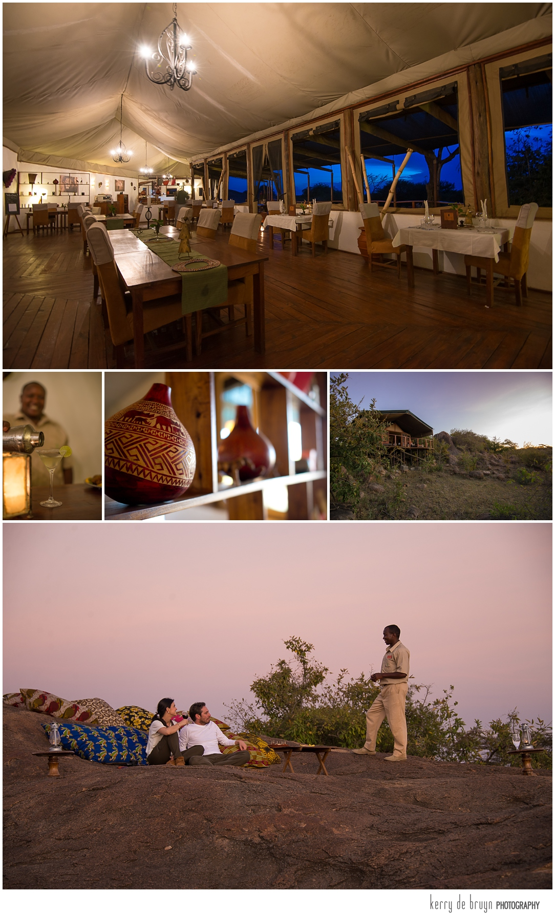 Serengeti lodge photographer