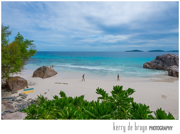 La digue travel blog