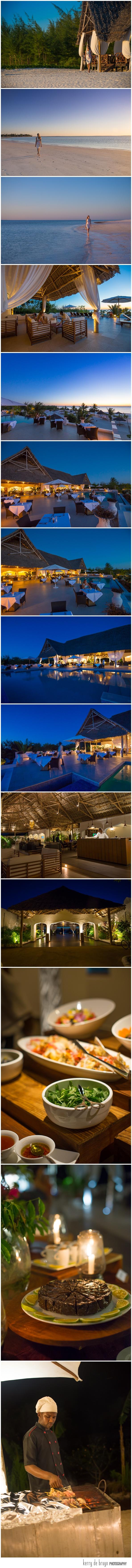 Hotel photographer Zanzibar