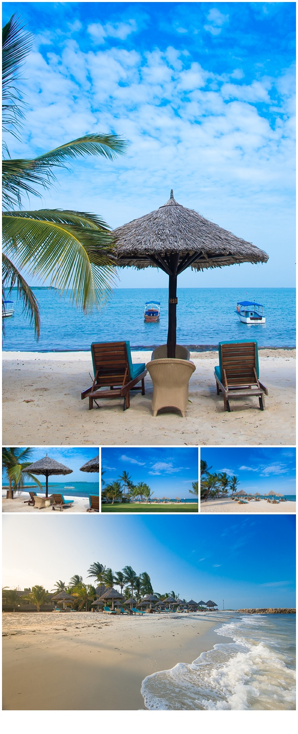 Beach hotel photographer Africa
