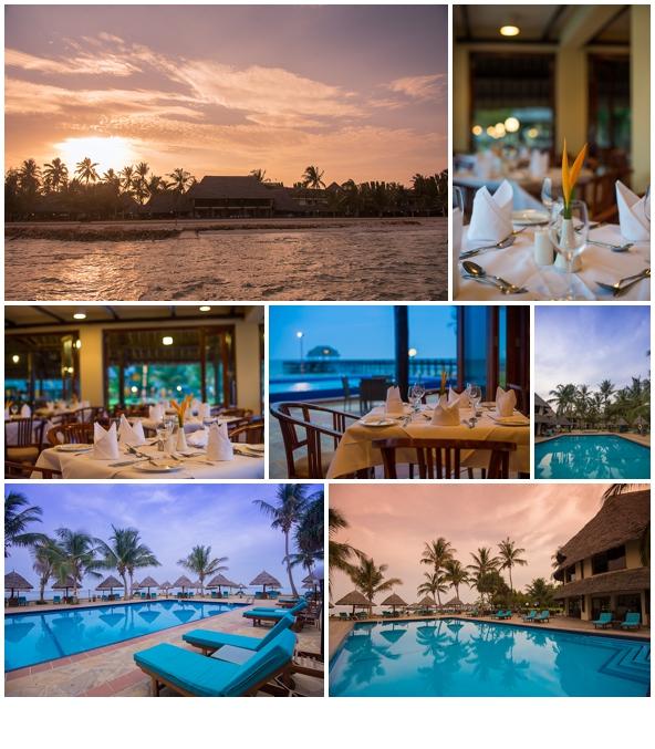 Lodge and hotel photographer Tanzania