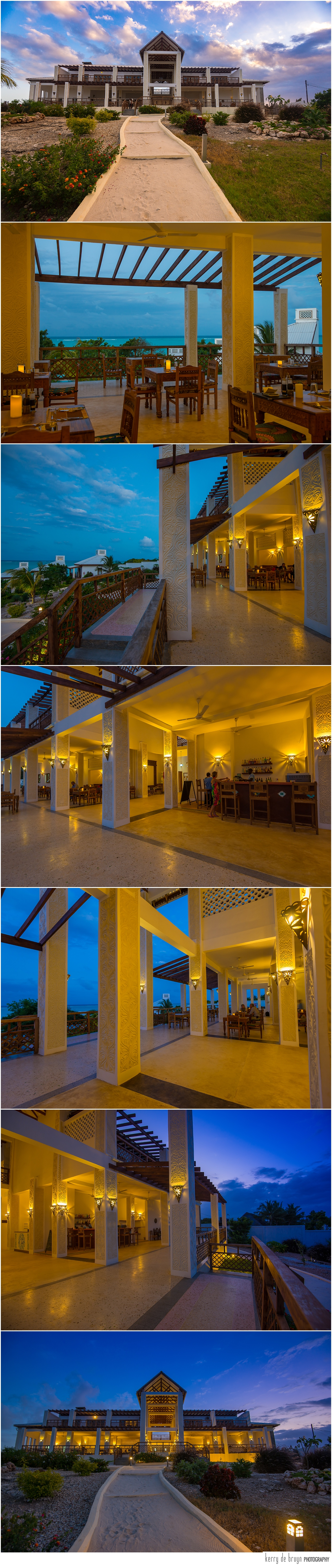 Lodge and Zanzibar hotel photographer