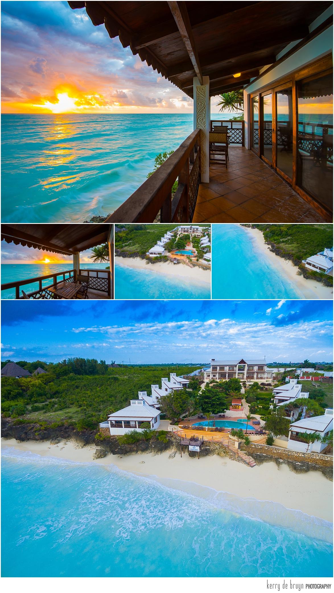 Zanzibar hotel photographer