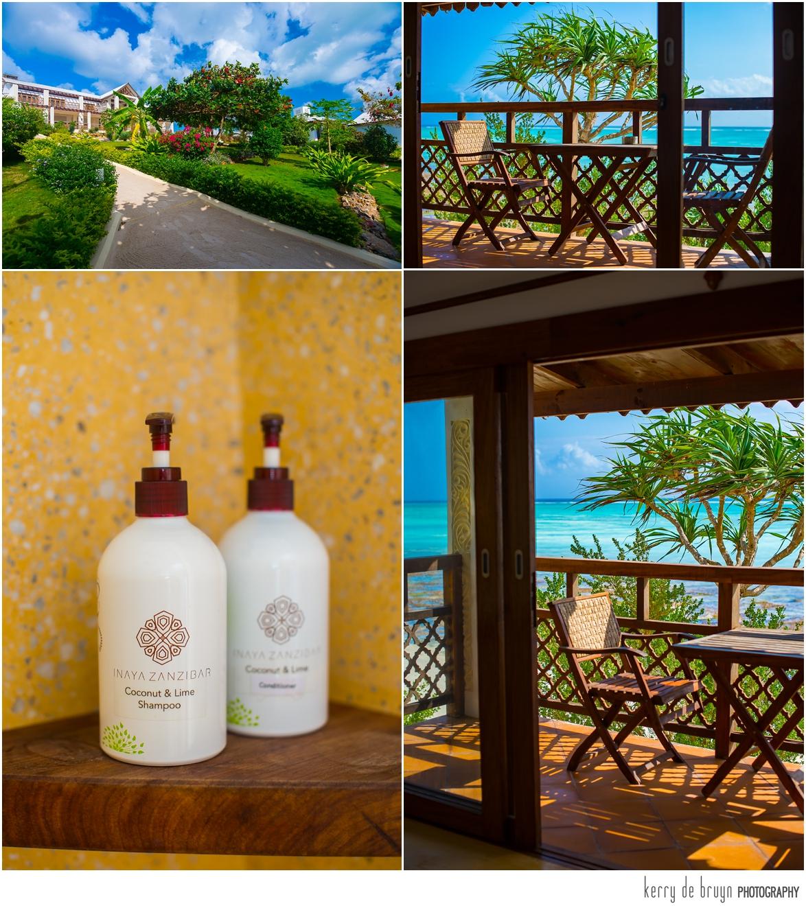 Zanzibar hotel lodge and resort photographer