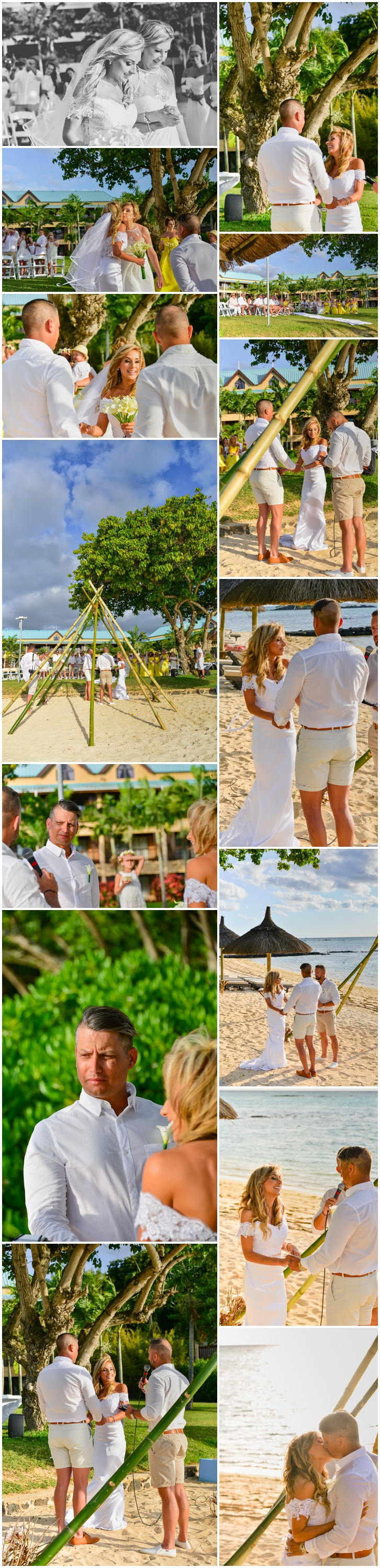 Mauritius wedding photographer