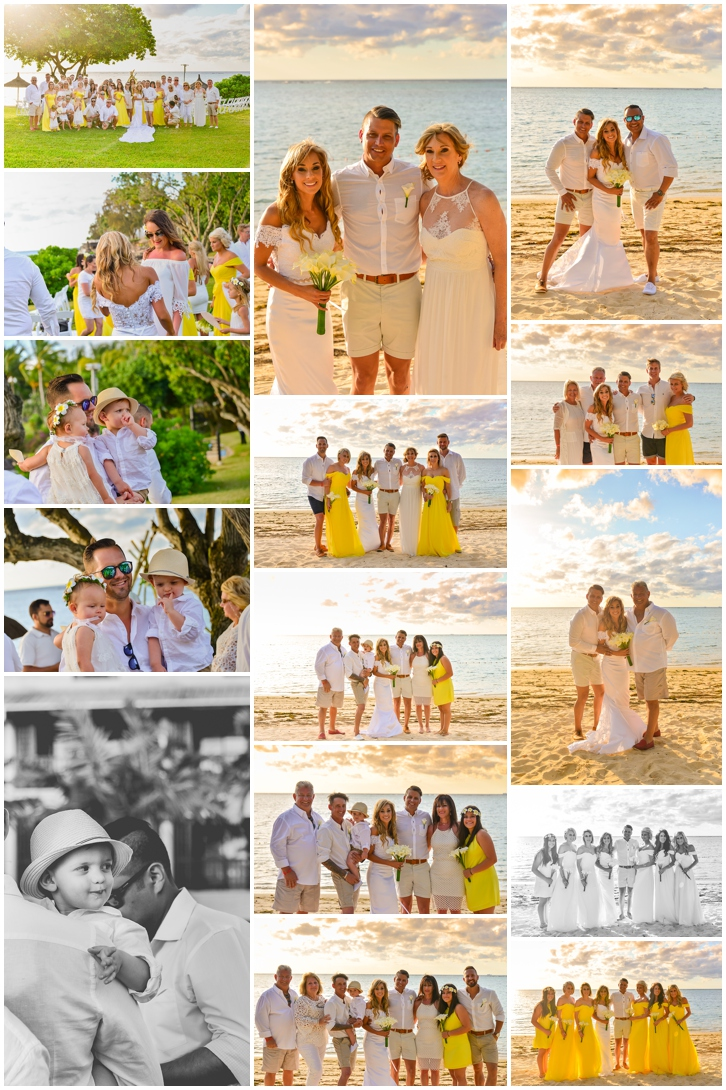 Wedding photographer in Mauritius