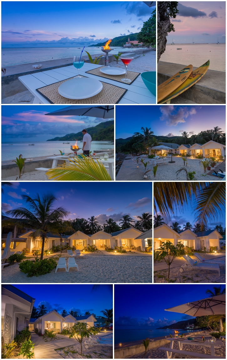 Mahe self catering apartments photography