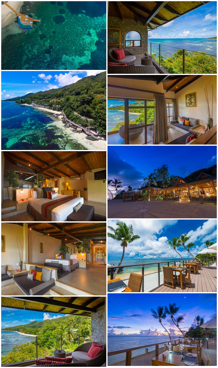 Seychelles hotel and travel photographer