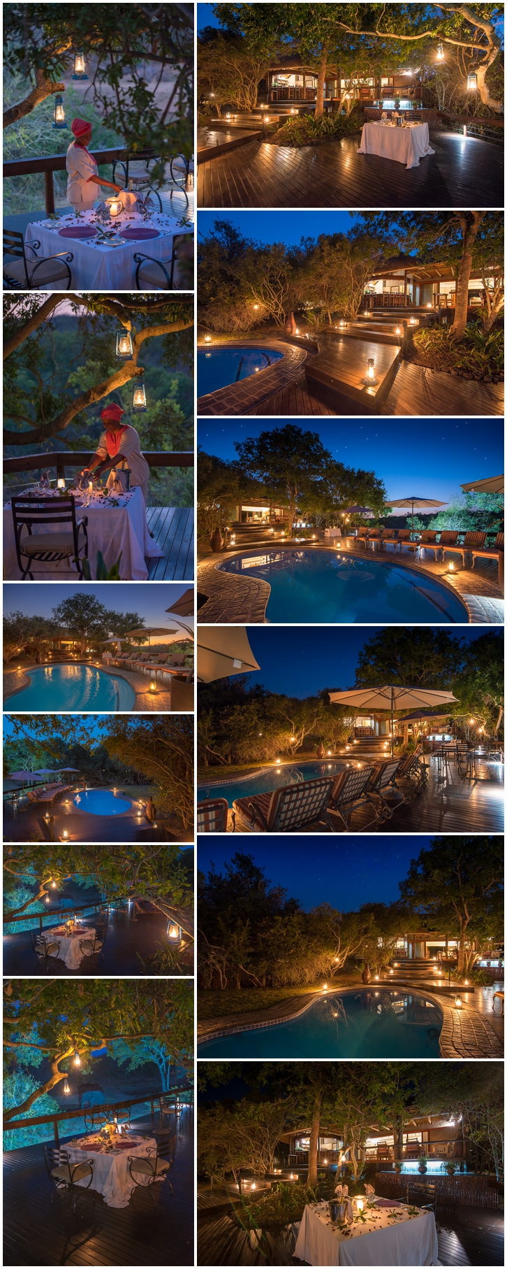 Travel and marketing lodge photography