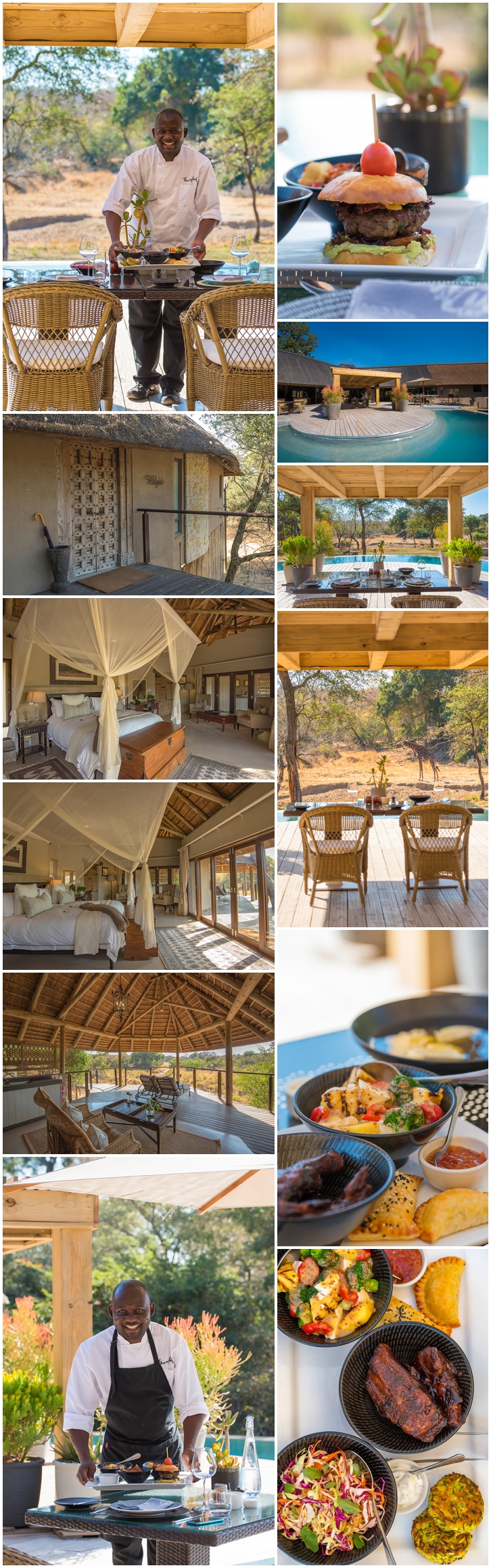 South african lodge photography