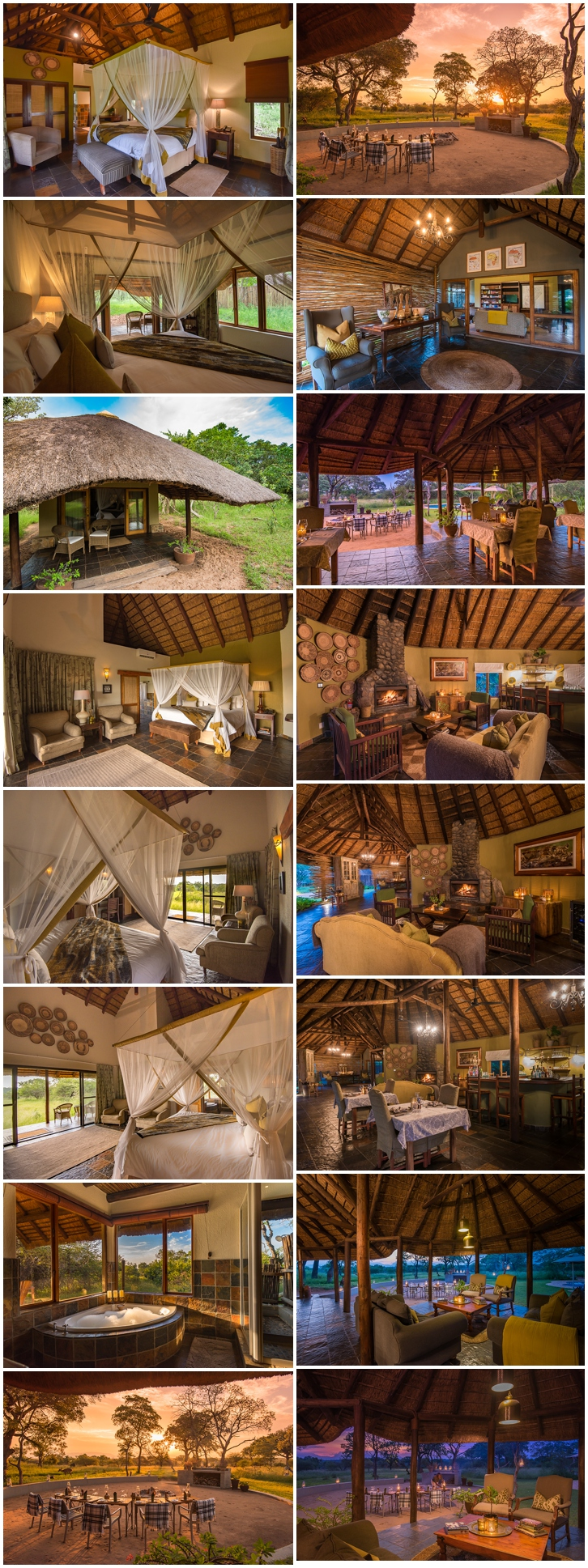 South African lodge and interior photography