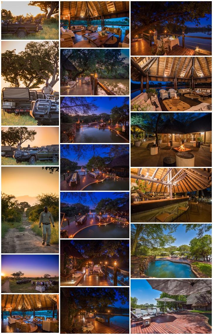 Safari lodge photographer south africa