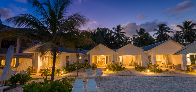 Le Nautique luxury apartments Mahe