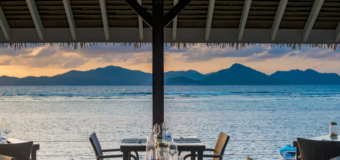 Hotel and lodge photographer in Seychelles